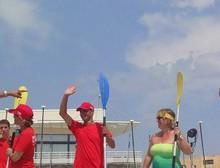 2014-06-14. Le longe côte à l'honneur Bormes les Mimosas