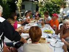 L'after longe : déjeuner entre amis chez Alison
