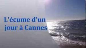 Alison Wave : L'écume d'un jour à Cannes