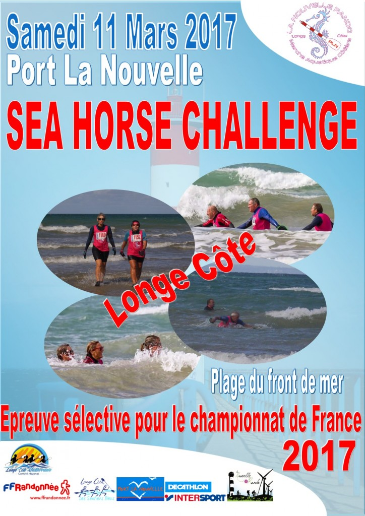 Affiche-SEA HORSE CHALLENGE 2017